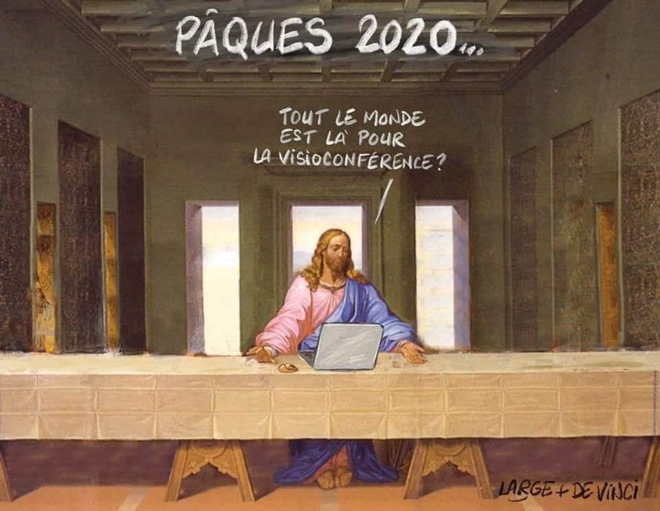 Pâque 2020