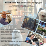 Fête de la Saint François d'Assise – Dimanche 4 octobre